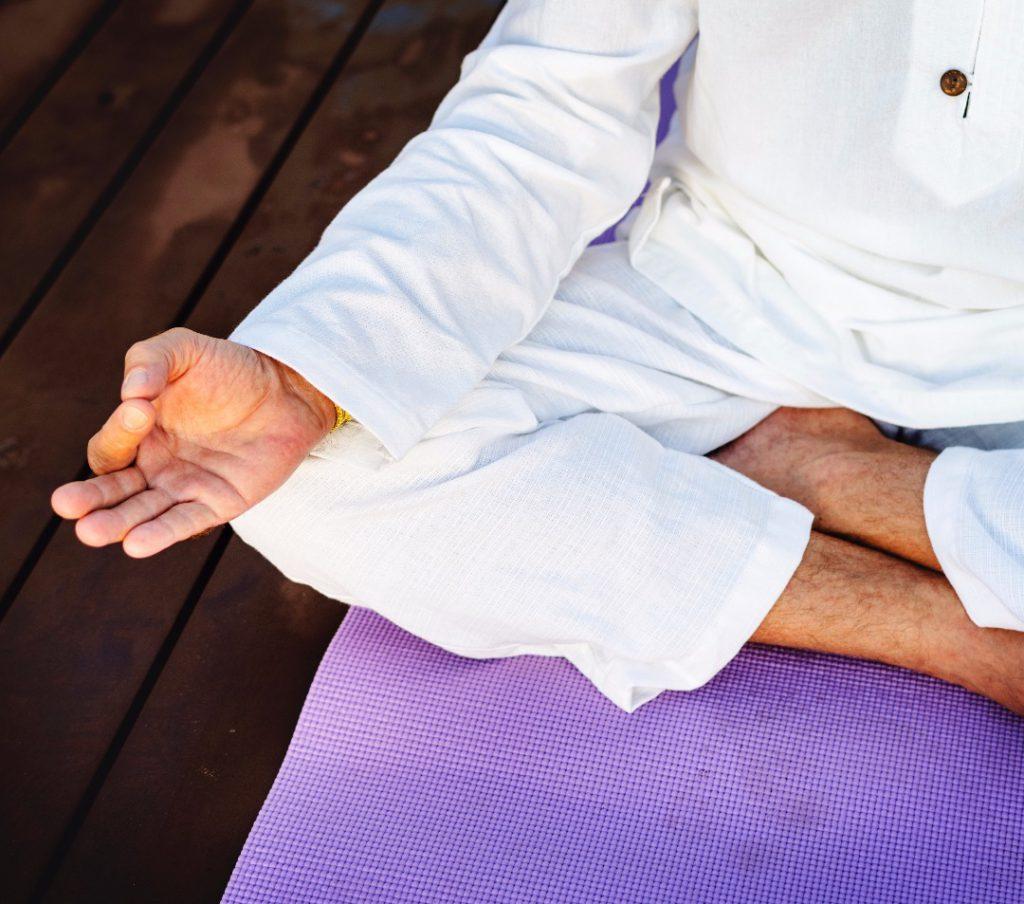Medytacja pozycja